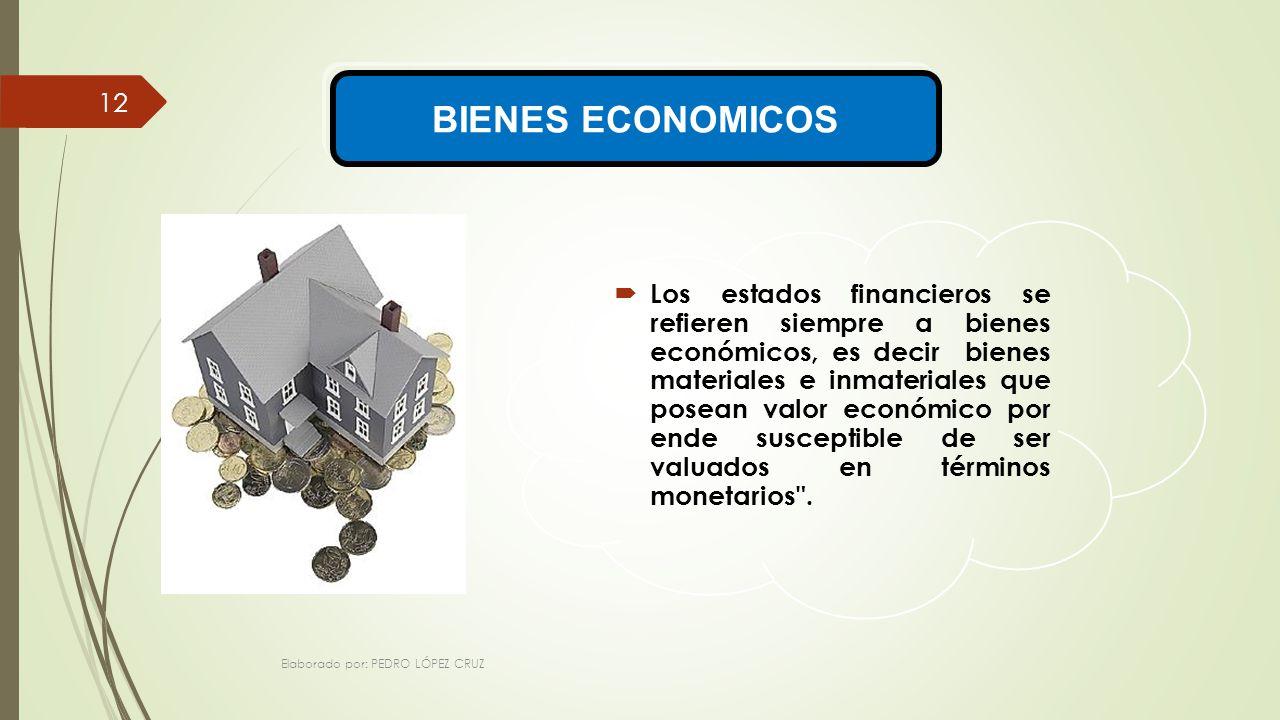 BIENES ECONOMICOS