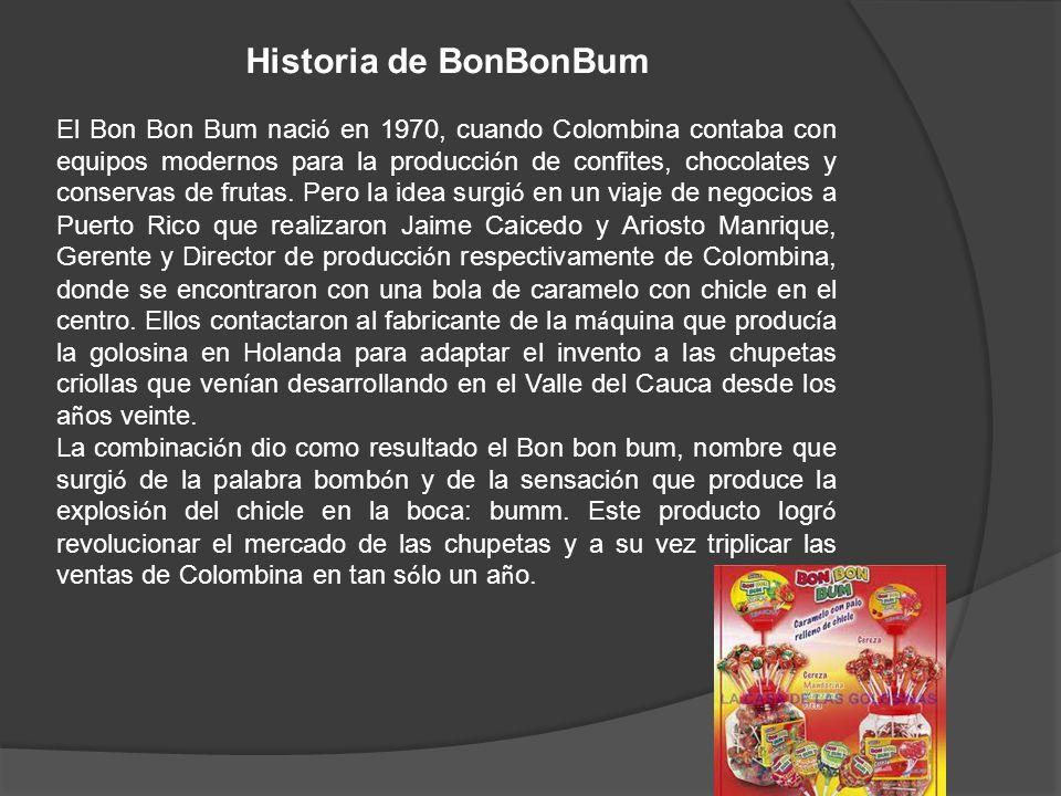 Historia de BonBonBum