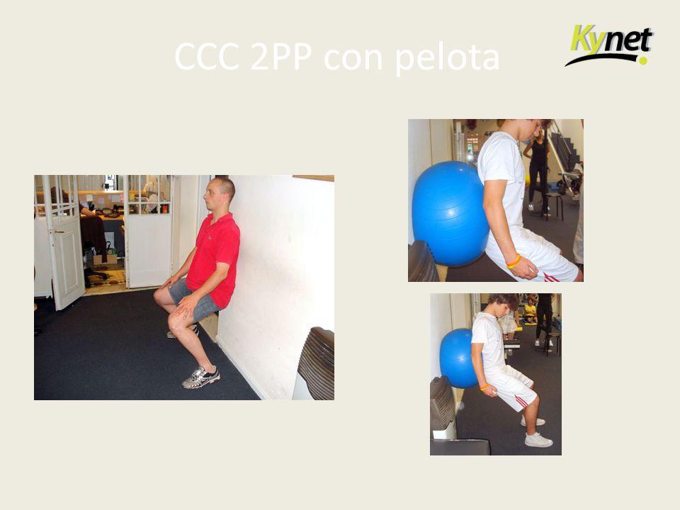 CCC 2PP con pelota