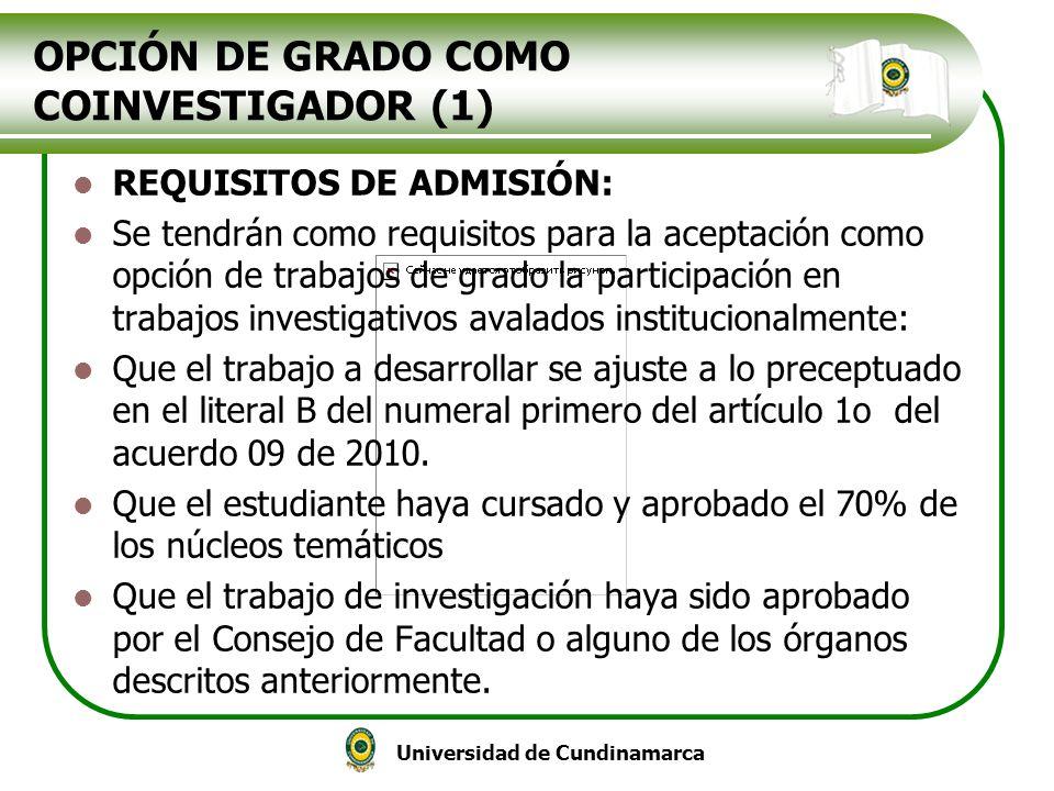 OPCIÓN DE GRADO COMO COINVESTIGADOR (1)