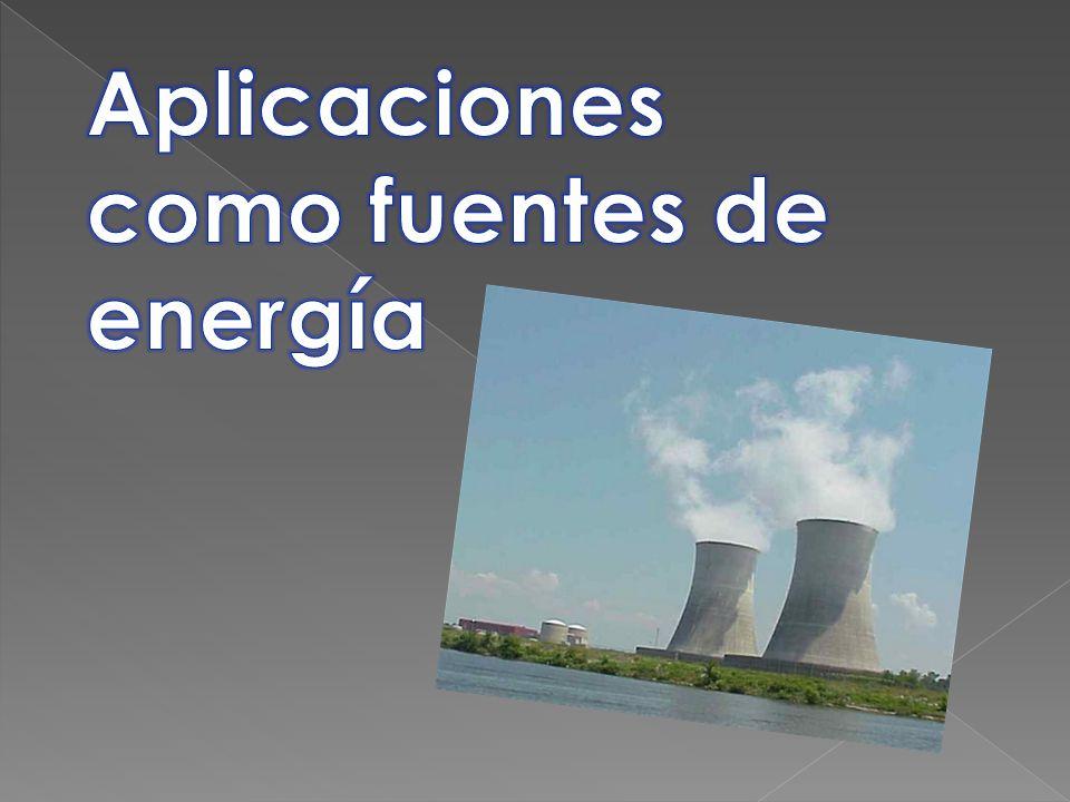 Aplicaciones como fuentes de energía