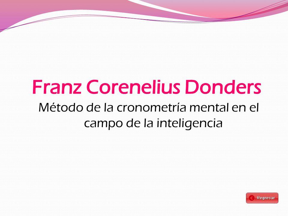 Franz Corenelius Donders