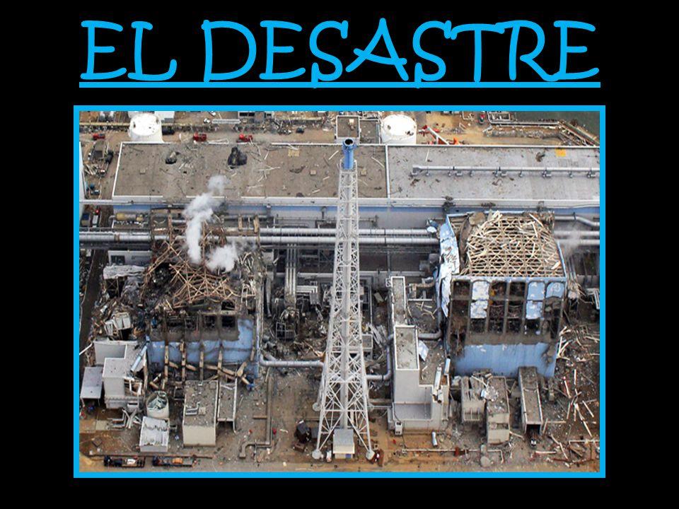EL DESASTRE