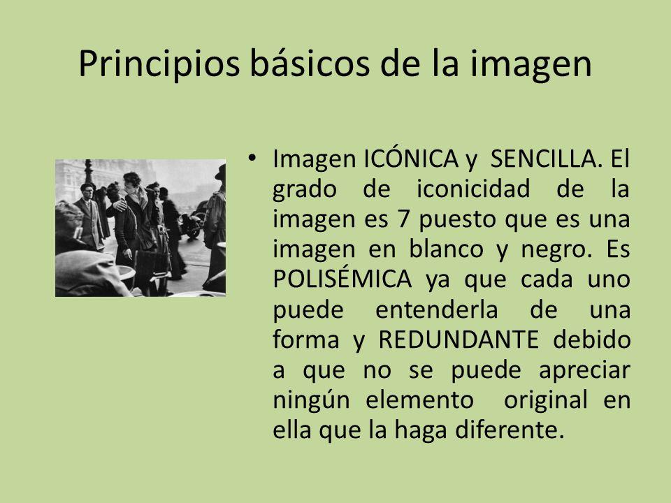 Principios básicos de la imagen