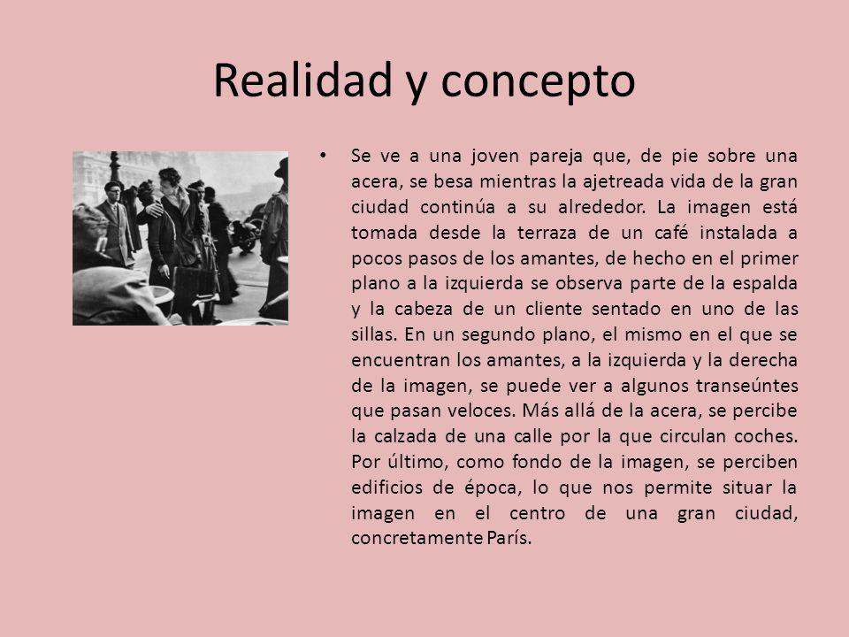 Realidad y concepto