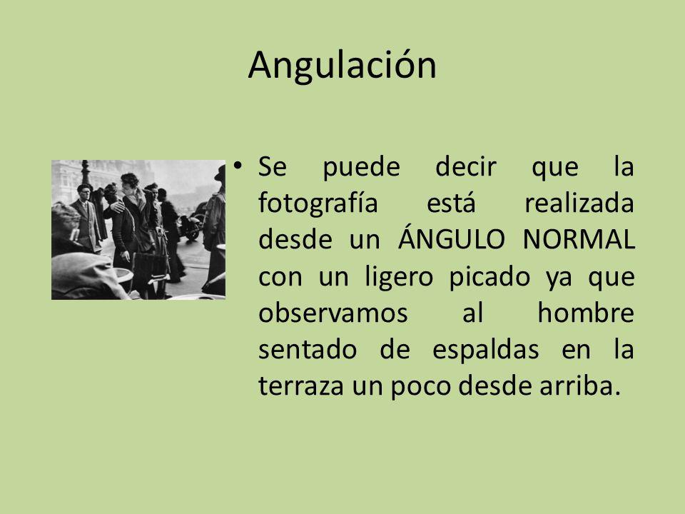 Angulación