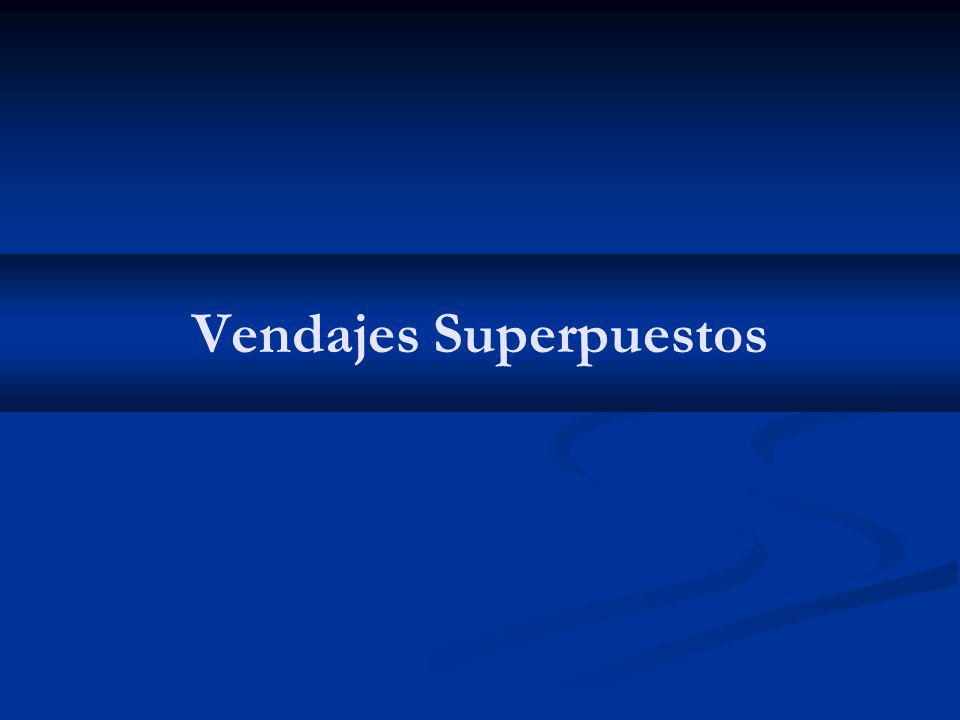 Vendajes Superpuestos