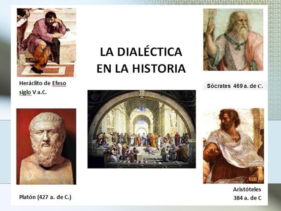 Sócrates 469 a. de C.