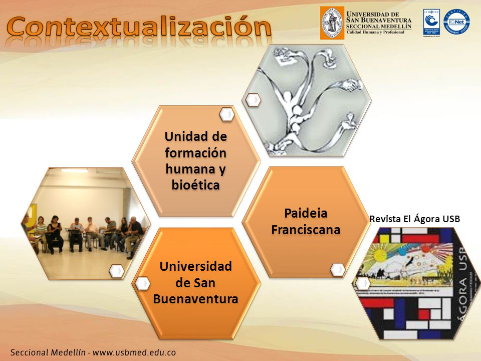 Universidad de San Buenaventura Unidad de formación humana y bioética