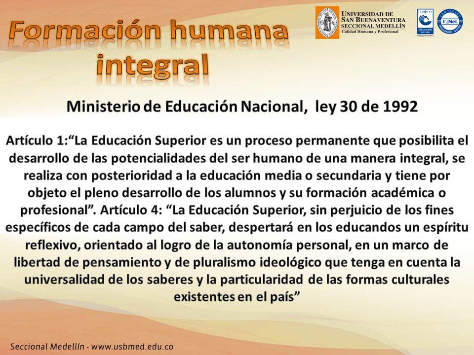 Ministerio de Educación Nacional, ley 30 de 1992