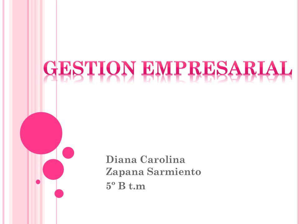 Diana Carolina Zapana Sarmiento 5º B t.m