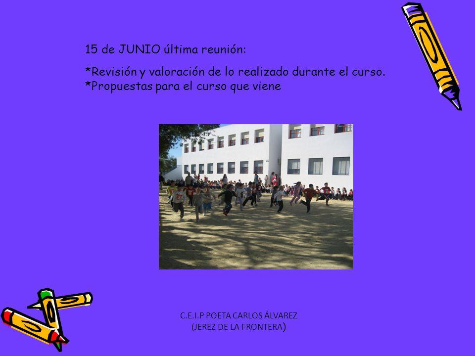 C.E.I.P POETA CARLOS ÁLVAREZ (JEREZ DE LA FRONTERA)