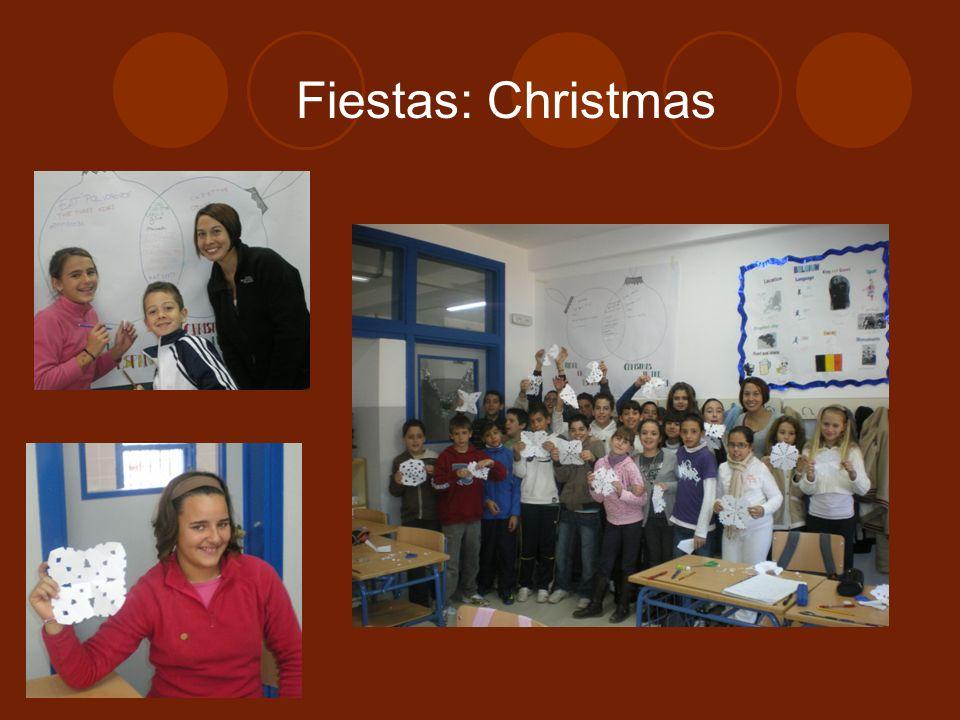 Fiestas: Christmas