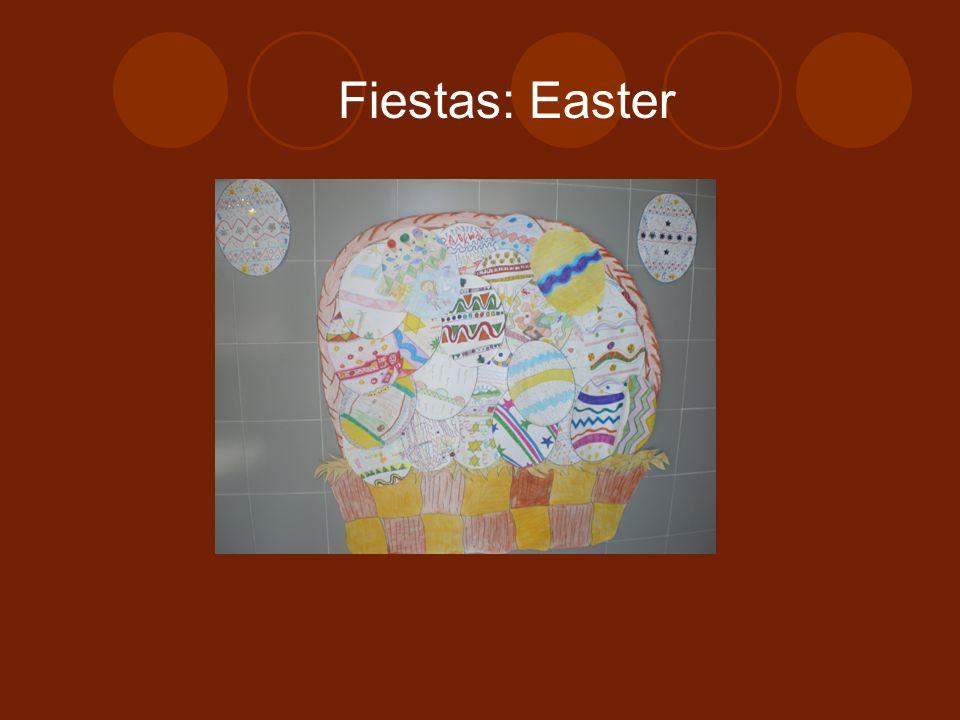 Fiestas: Easter