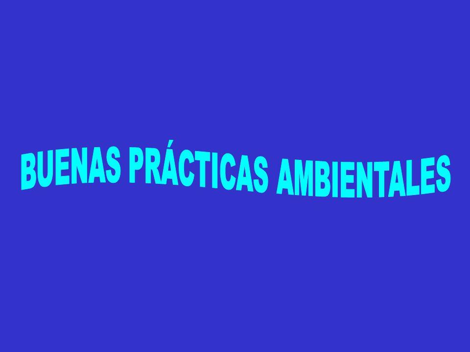 BUENAS PRÁCTICAS AMBIENTALES