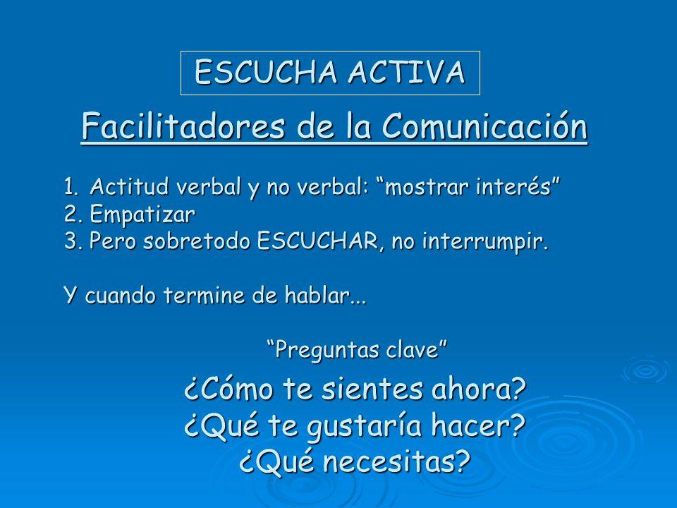 Facilitadores de la Comunicación