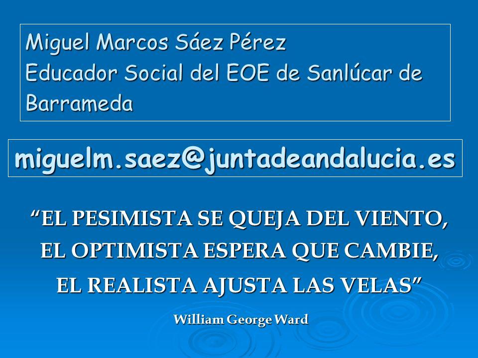 miguelm.saez@juntadeandalucia.es Miguel Marcos Sáez Pérez