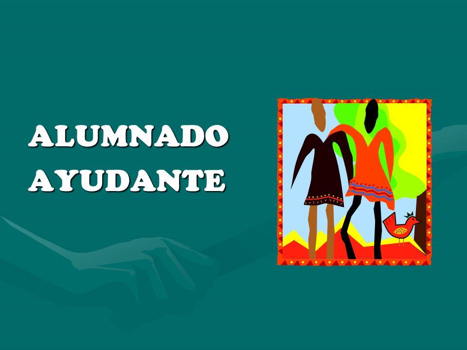 ALUMNADO AYUDANTE