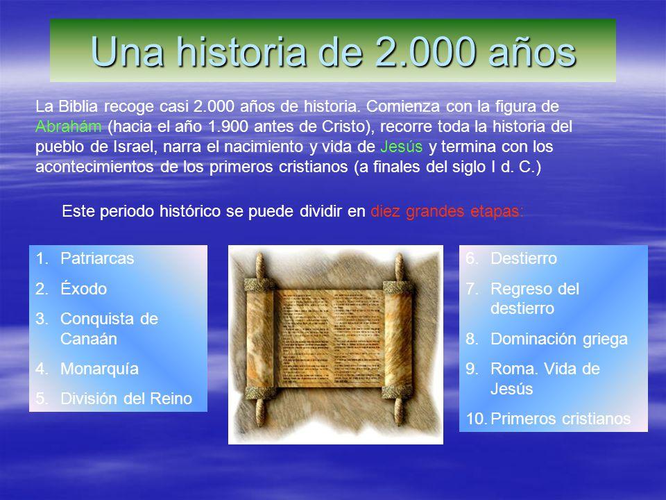 Una historia de 2.000 años