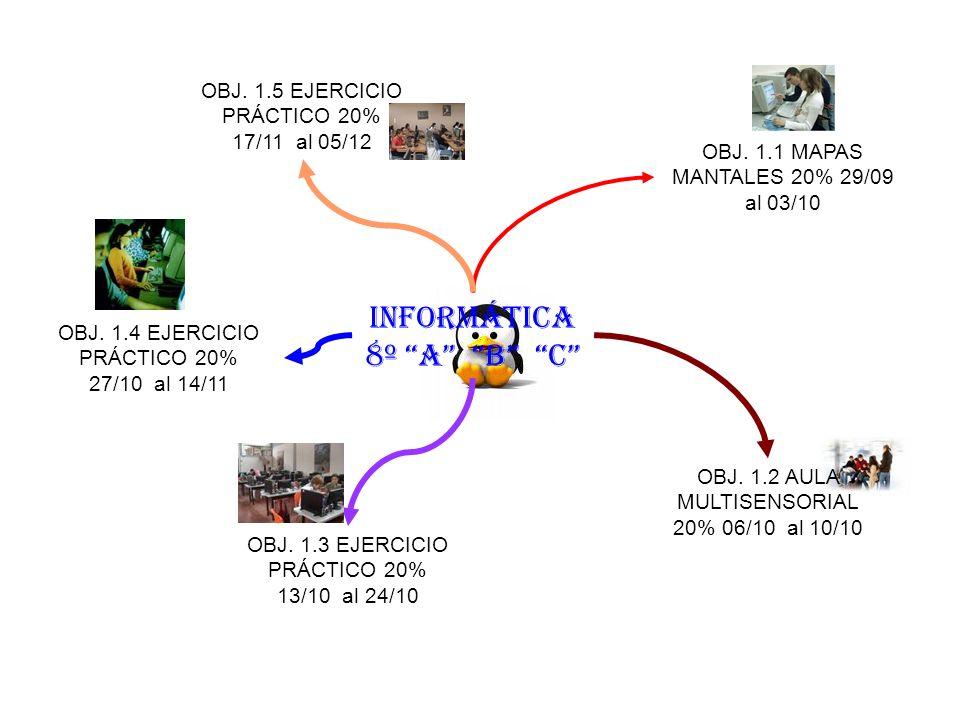 INFORMÁTICA 8º A B C