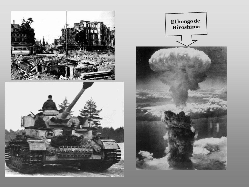 El hongo de Hiroshima