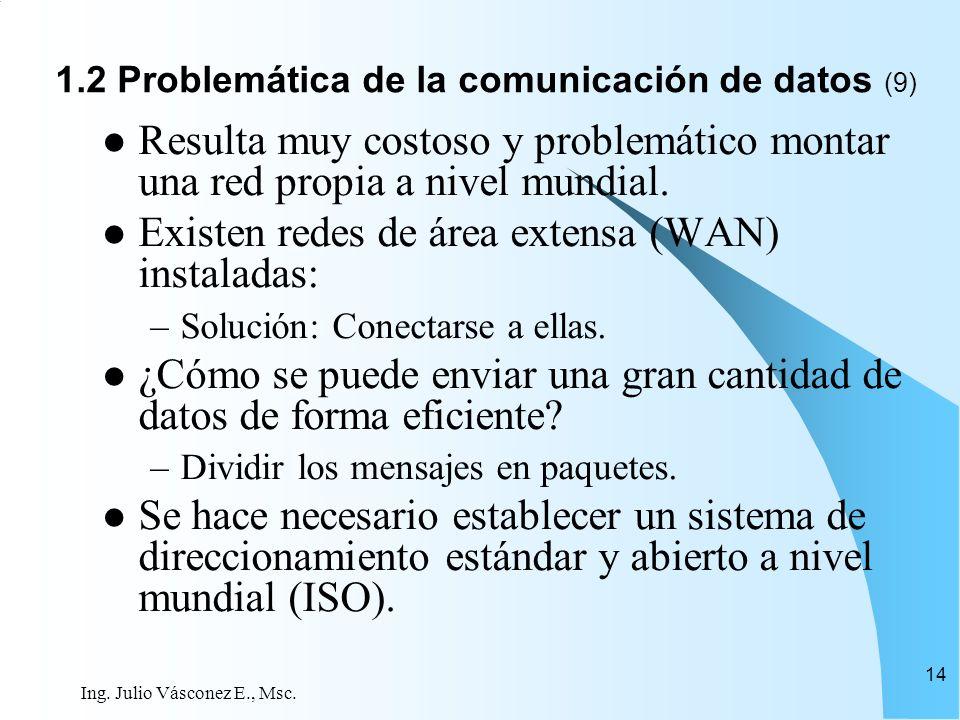 1.2 Problemática de la comunicación de datos (9)