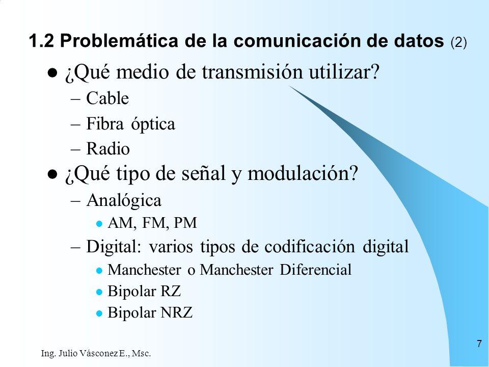 1.2 Problemática de la comunicación de datos (2)