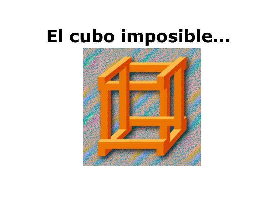 El cubo imposible...