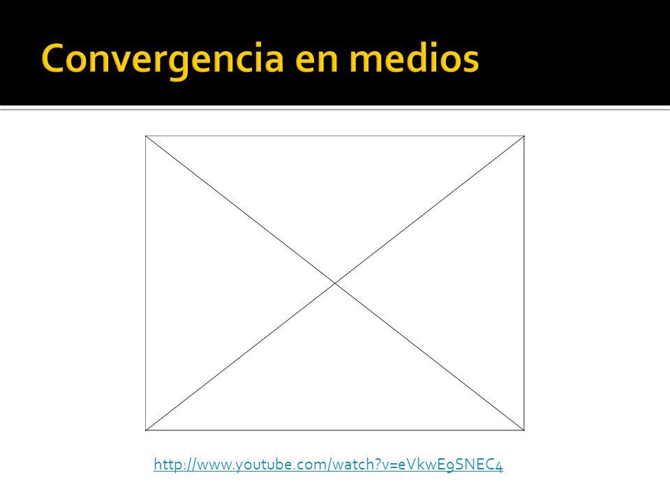 Convergencia en medios