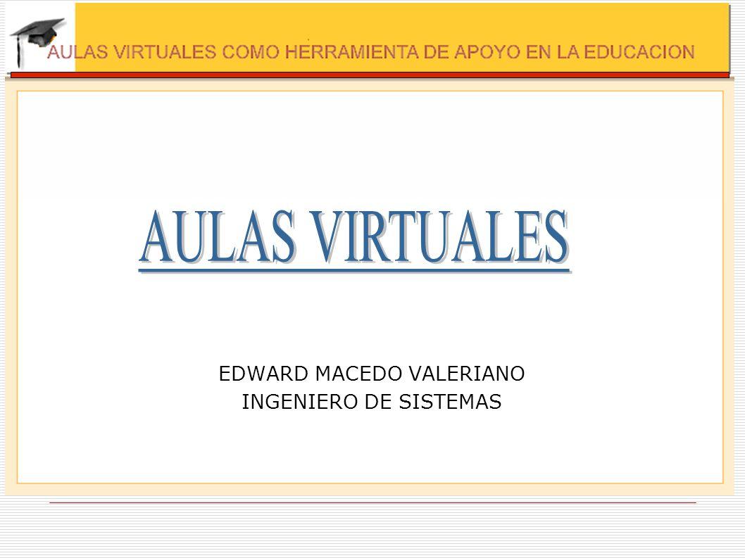 EDWARD MACEDO VALERIANO