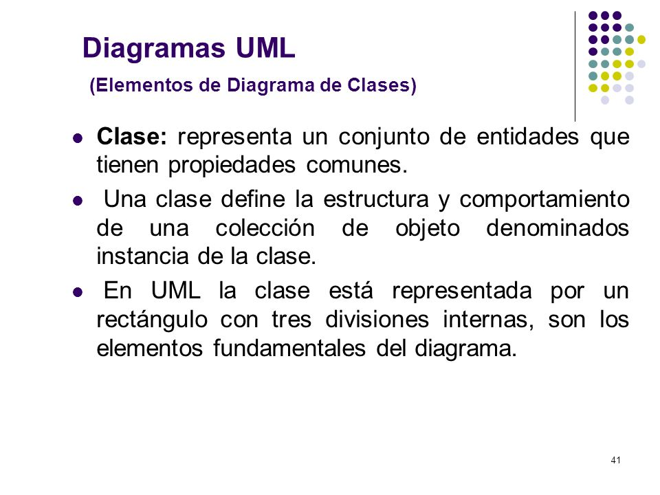 Diagramas UML (Elementos de Diagrama de Clases)
