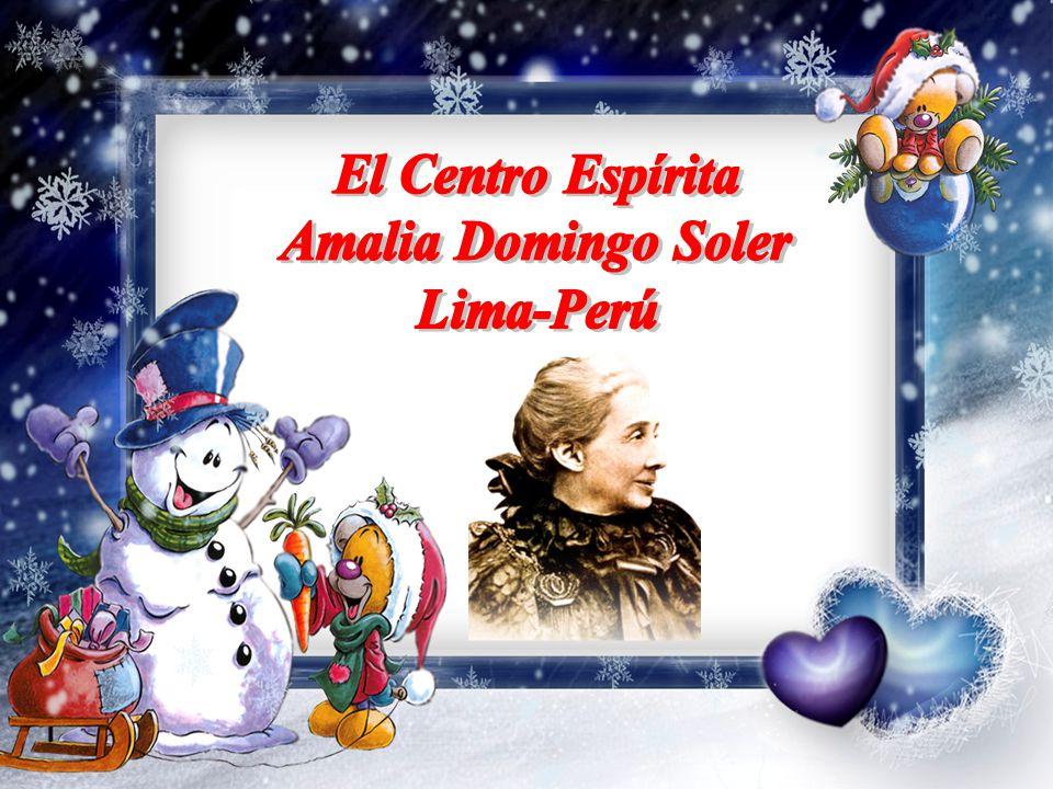 El Centro Espírita Amalia Domingo Soler Lima-Perú