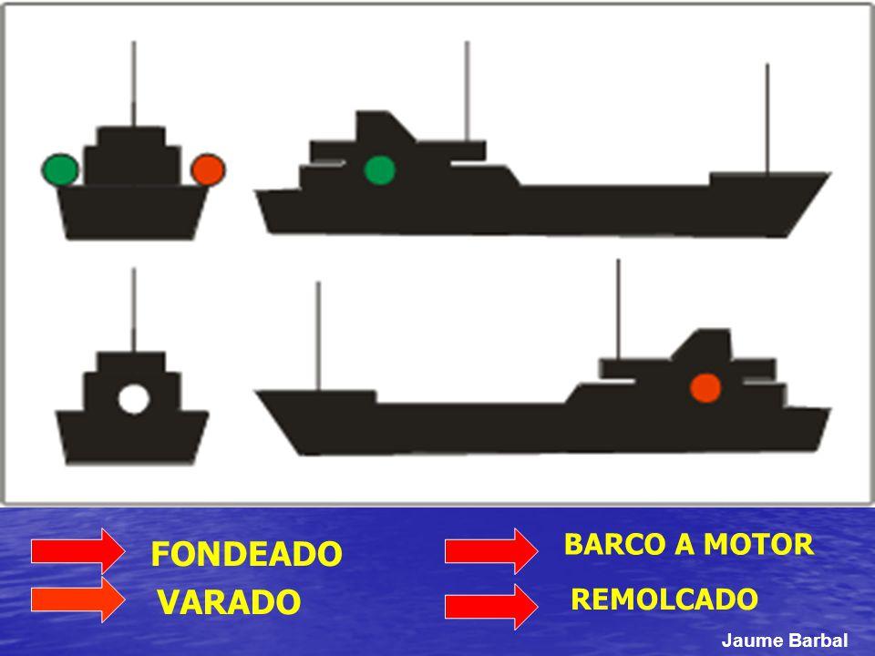 BARCO A MOTOR FONDEADO VARADO REMOLCADO Jaume Barbal