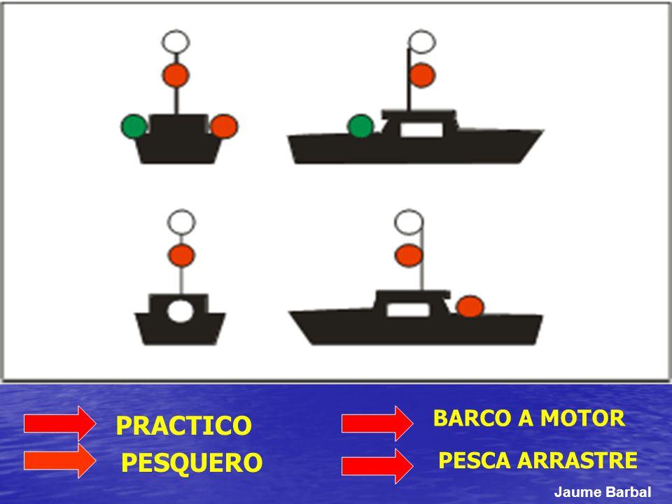 BARCO A MOTOR PRACTICO PESQUERO PESCA ARRASTRE Jaume Barbal