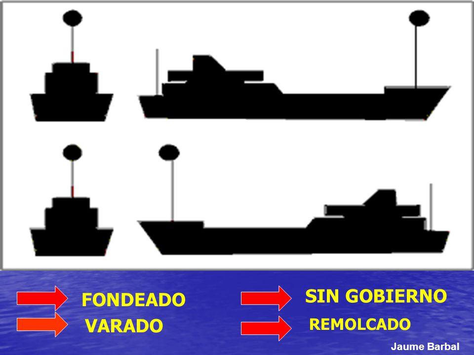 SIN GOBIERNO FONDEADO VARADO REMOLCADO Jaume Barbal