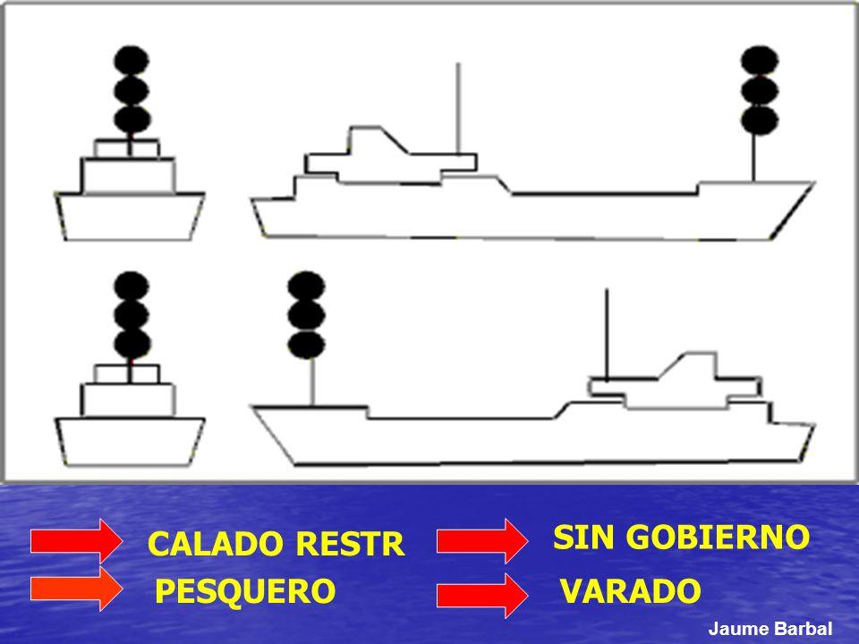 SIN GOBIERNO CALADO RESTR PESQUERO VARADO Jaume Barbal