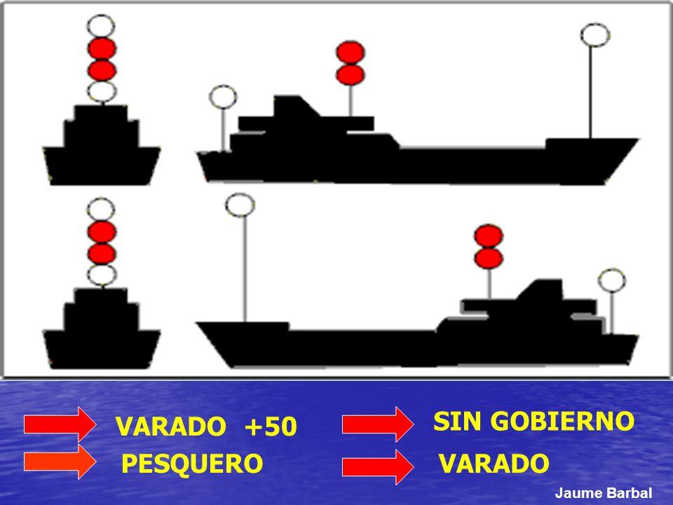 SIN GOBIERNO VARADO +50 PESQUERO VARADO Jaume Barbal