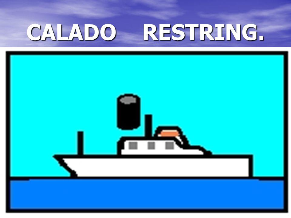 CALADO RESTRING.
