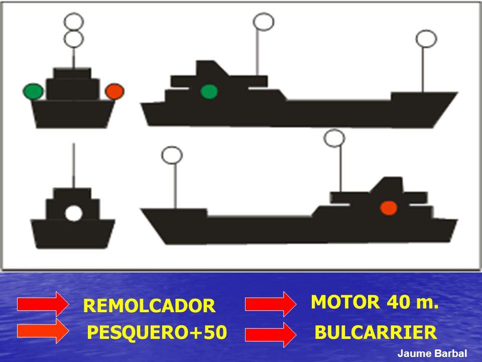MOTOR 40 m. REMOLCADOR PESQUERO+50 BULCARRIER Jaume Barbal
