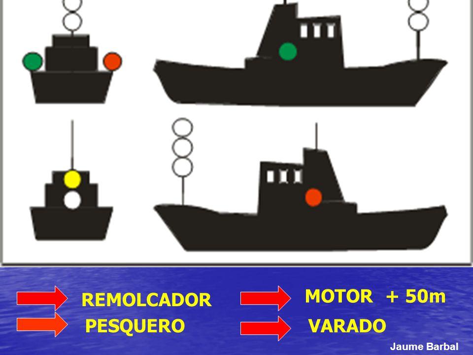 MOTOR + 50m REMOLCADOR PESQUERO VARADO Jaume Barbal