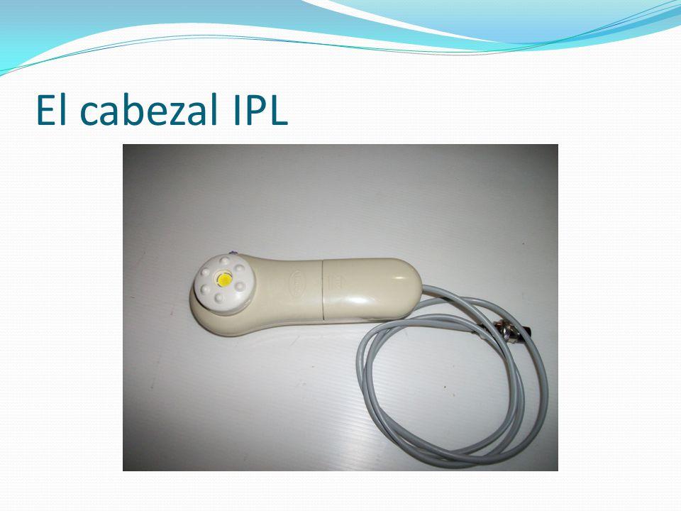 El cabezal IPL