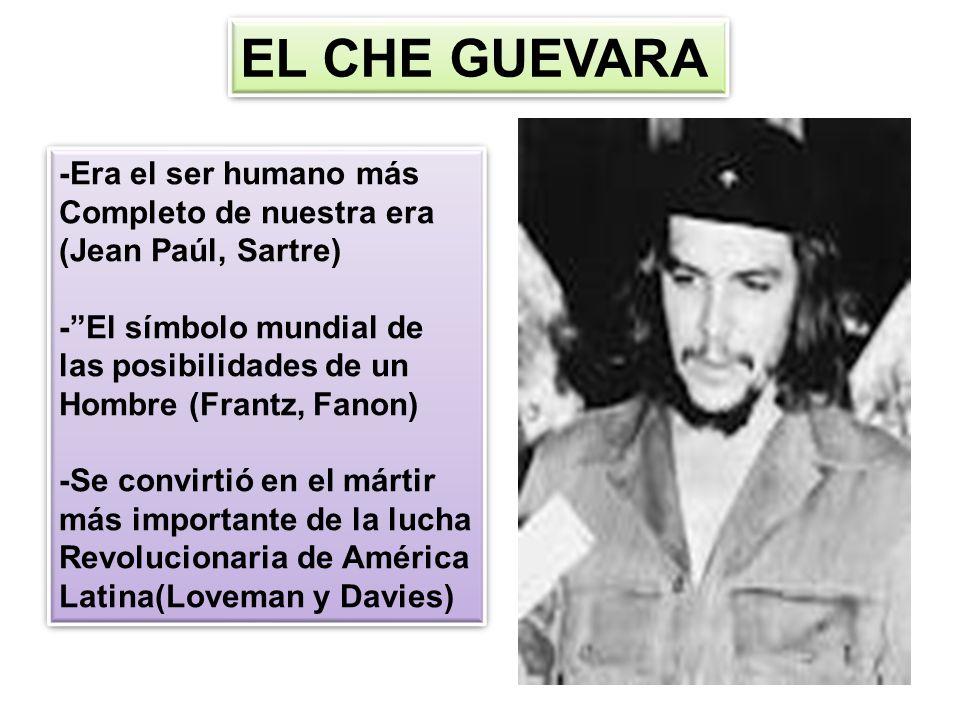 EL CHE GUEVARA -Era el ser humano más Completo de nuestra era