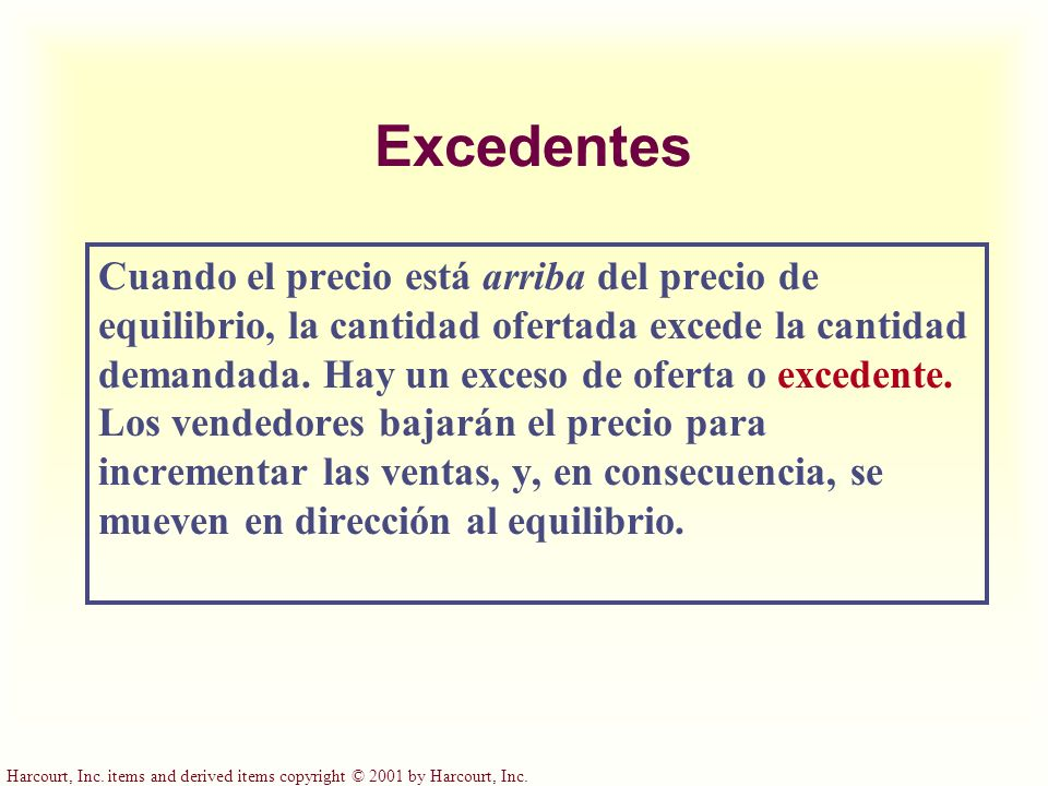 Excedentes