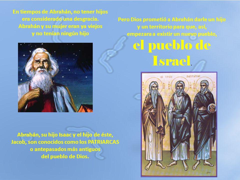 En tiempos de Abrahán, no tener hijos era considerado una desgracia
