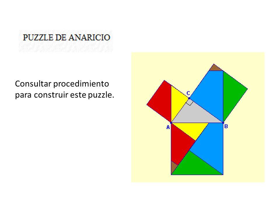 Consultar procedimiento para construir este puzzle.