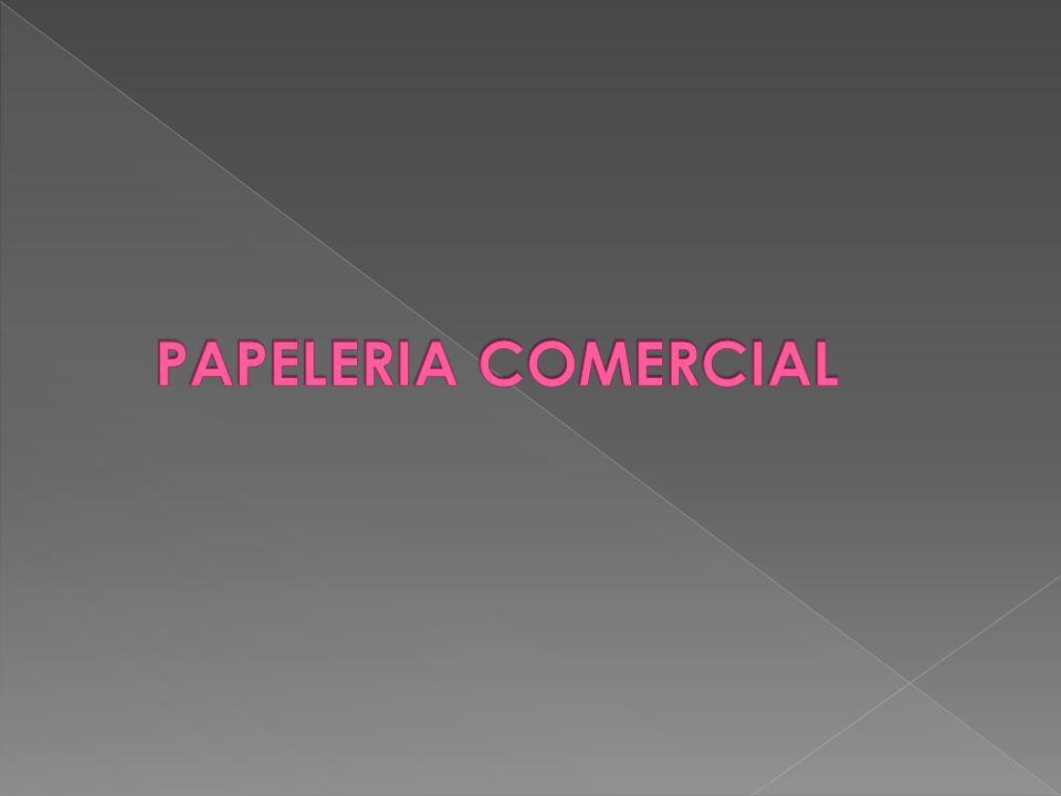 PAPELERIA COMERCIAL