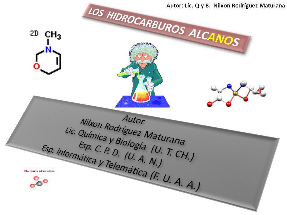 LOS HIDROCARBUROS ALCANOS