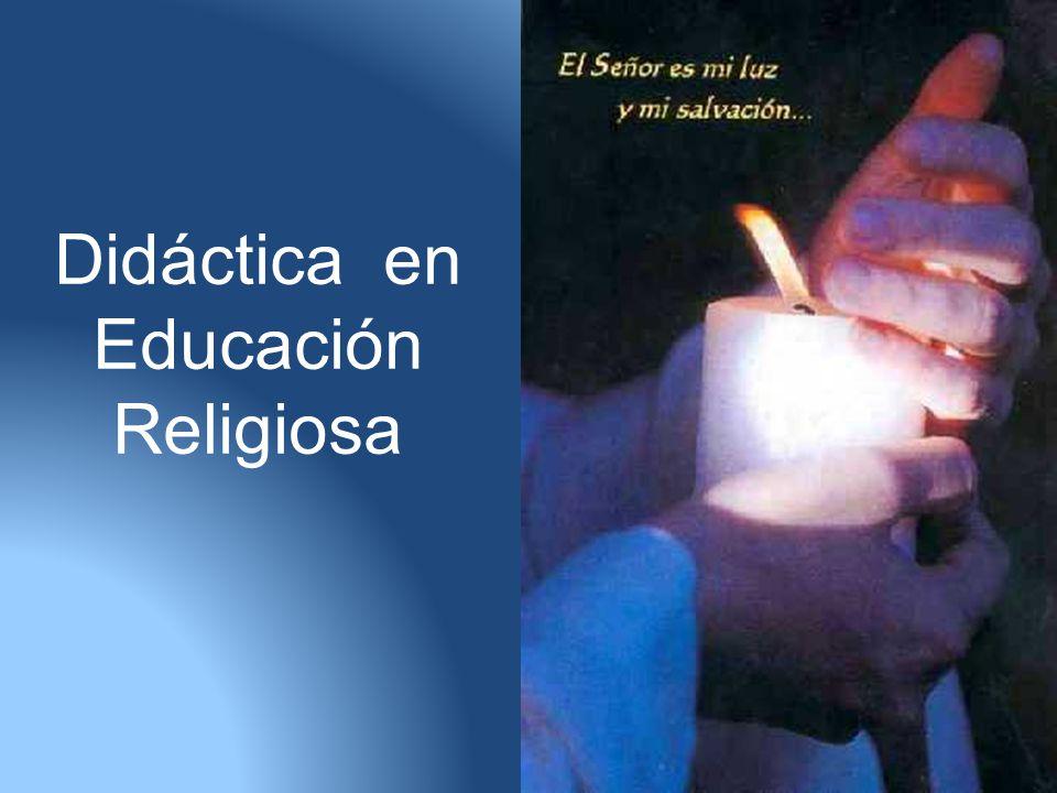 Didáctica en Educación Religiosa