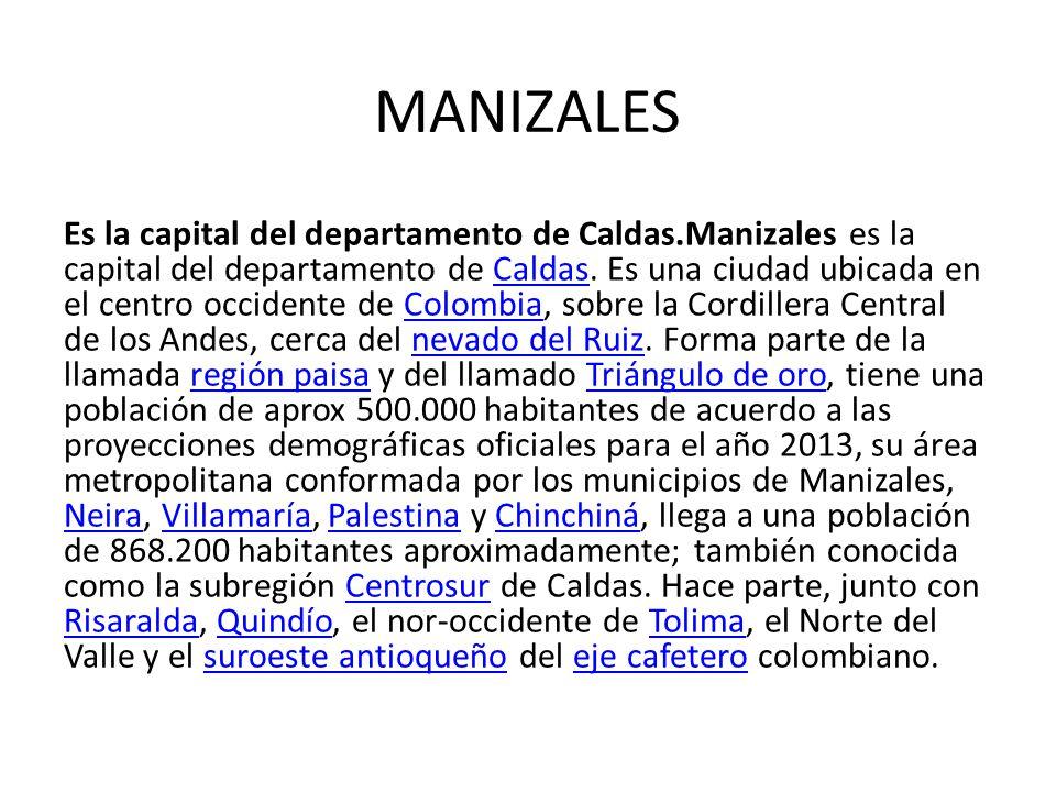 MANIZALES