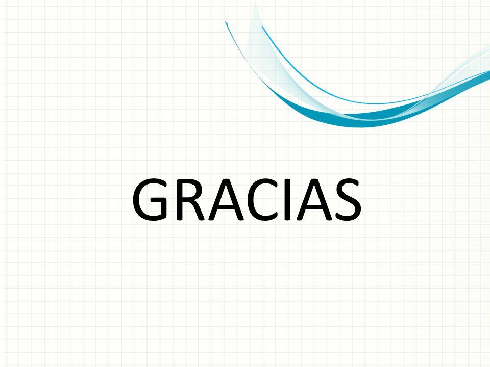 GRACIAS Ésta es otra opción para una diapositiva Información general que usa transiciones.